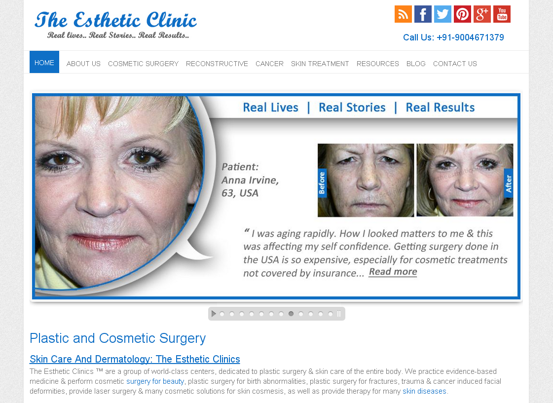 The Esthetic Clinics